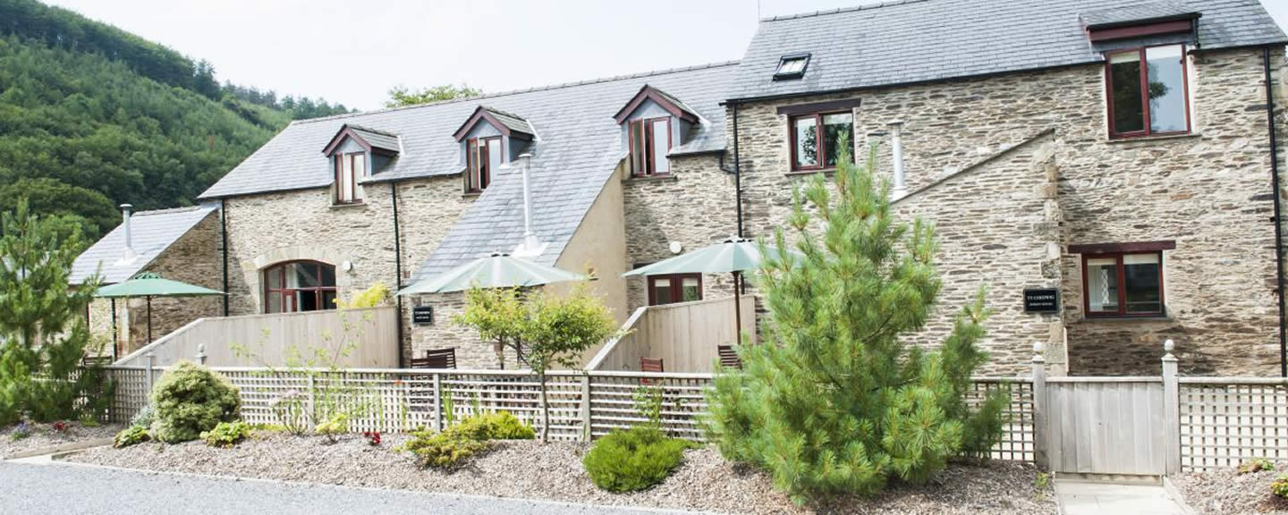 Luzury Self Catering Cottages at Forest View