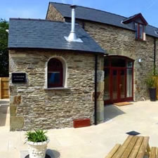 Ty Ysgubor Cottage at Forest View Holidays West Wales